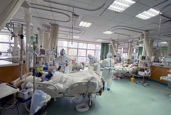 Kürdistan | Süleymaniye'de salgına yakalanan 4 hasta iyileşti