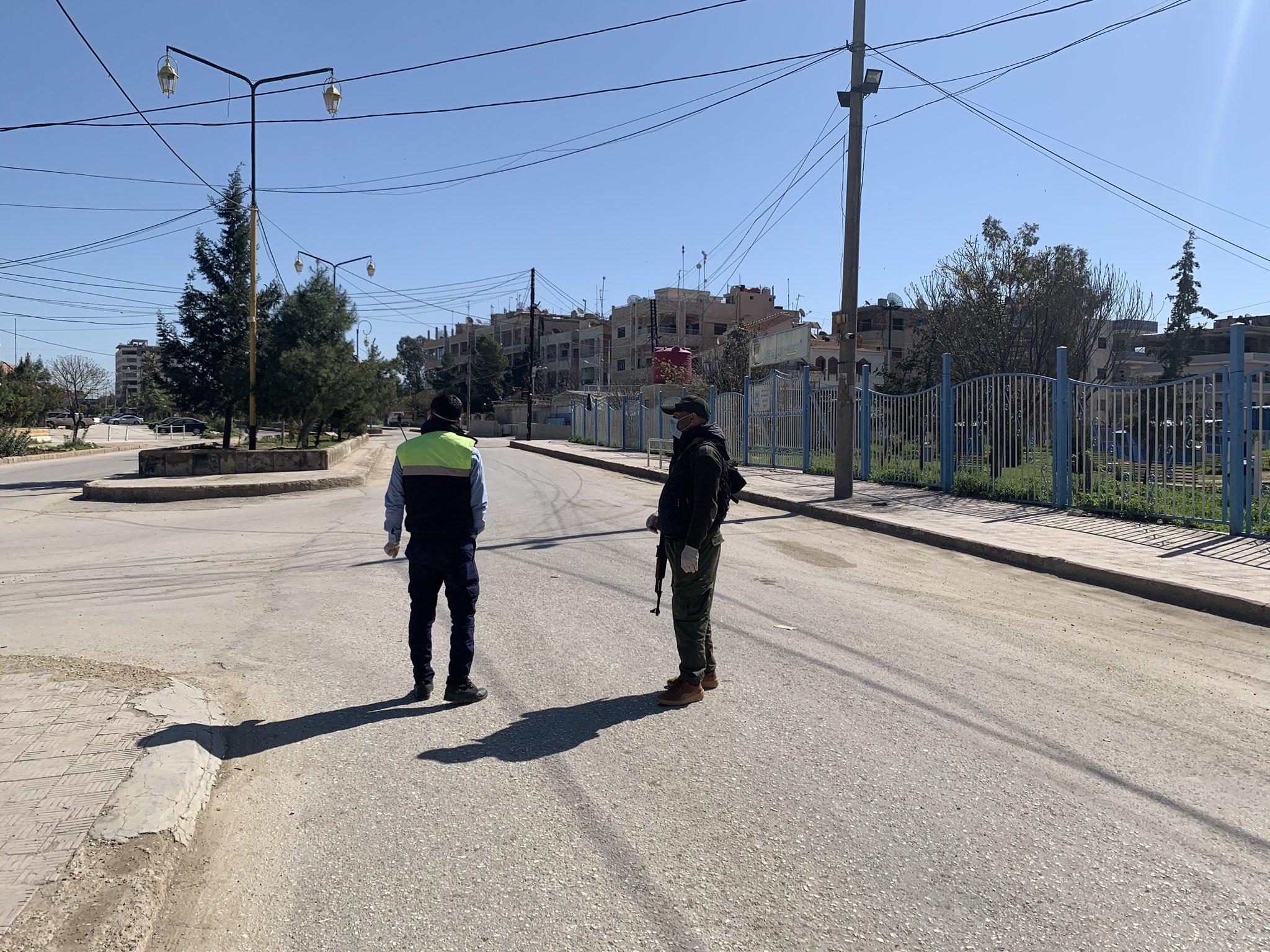 Rojava'da sokağa çıkma yasağı bir kez daha uzatıldı