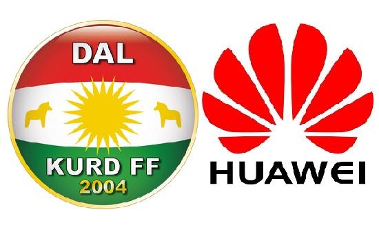Huawei Dalkurd'a sponsor oldu, Türkiye engelledi