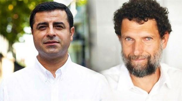 AP'den Türkiye'ye Demirtaş ve Kavala çağrısı