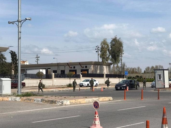 Erbil'de 800 şoföre yasak cezası