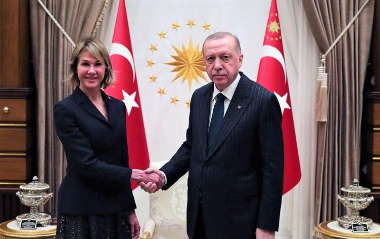Erdoğan ve ABD'li temsilciden kritik İdlib görüşmesi