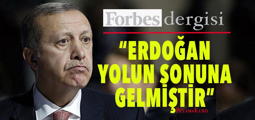 Forbes: Erdoğan, Suriye bataklığında çıkmaz bir yolda!