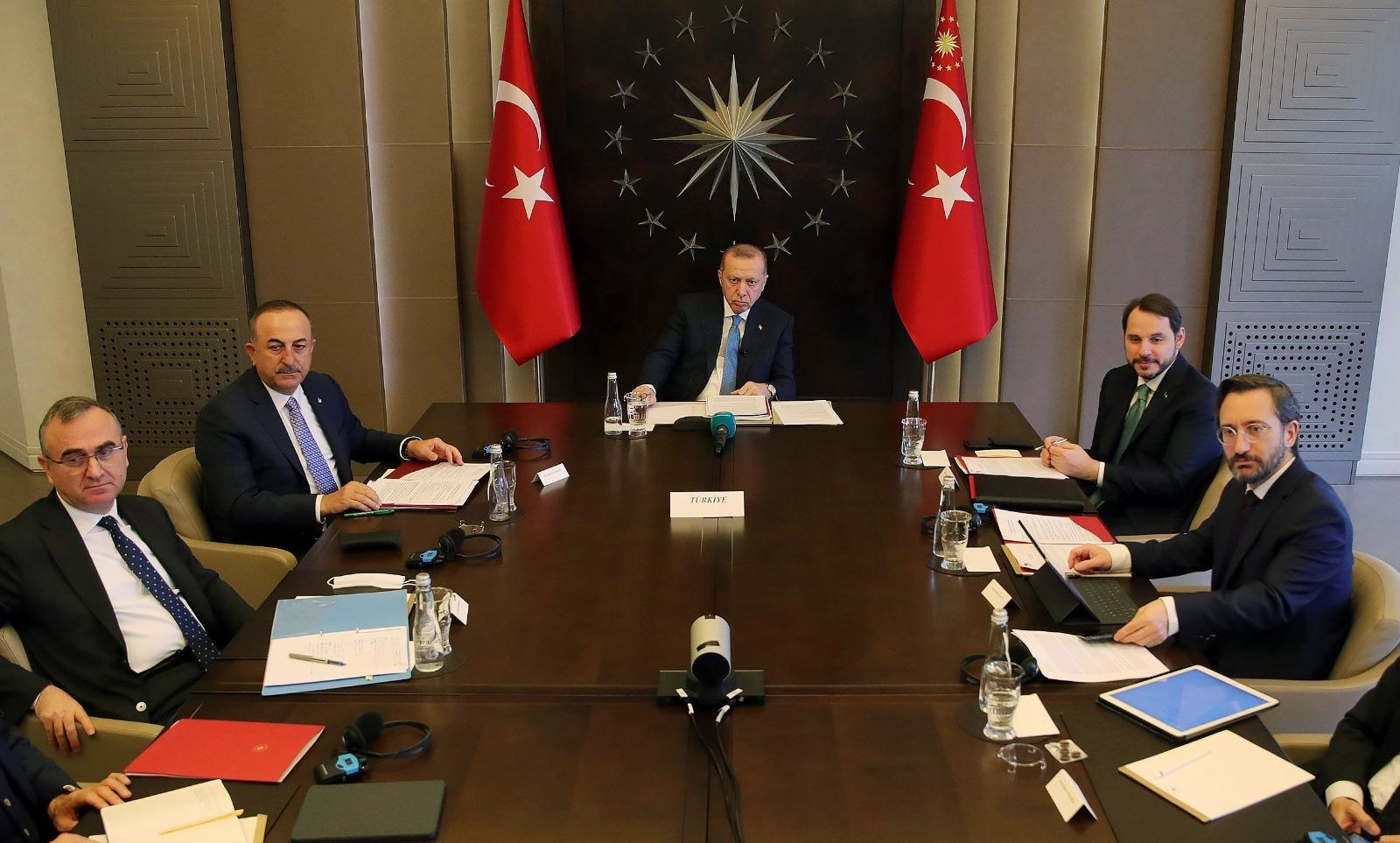 Erdoğan'dan G20 liderlerine: Coronavirüs ortak kaderimiz