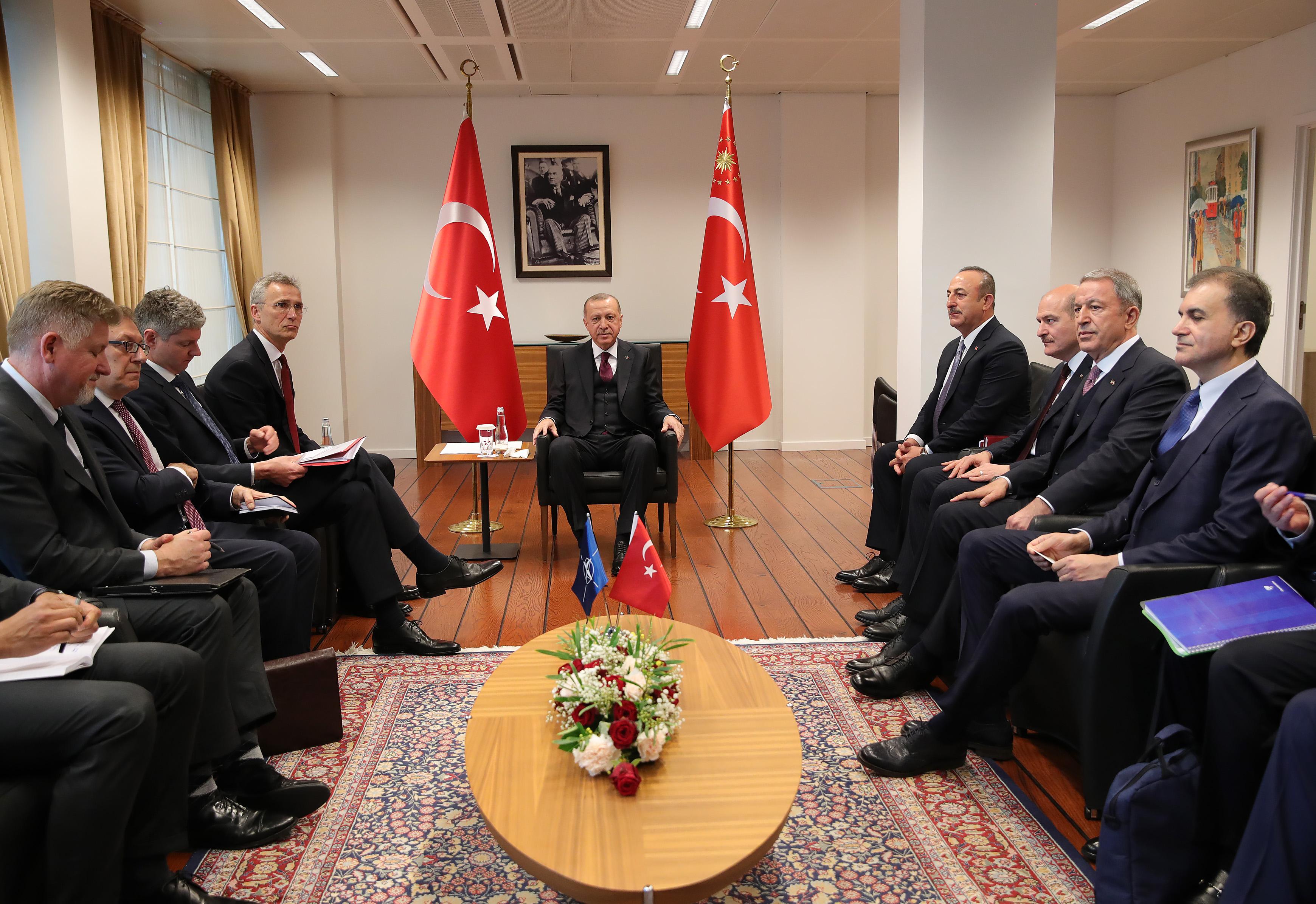 Erdoğan'dan AB'ye Suriye eleştirisi: Kayıtsız kalamazlar