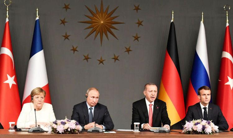 Erdoğan, İdlib için Putin, Macron ve Merkel ile buluşacak