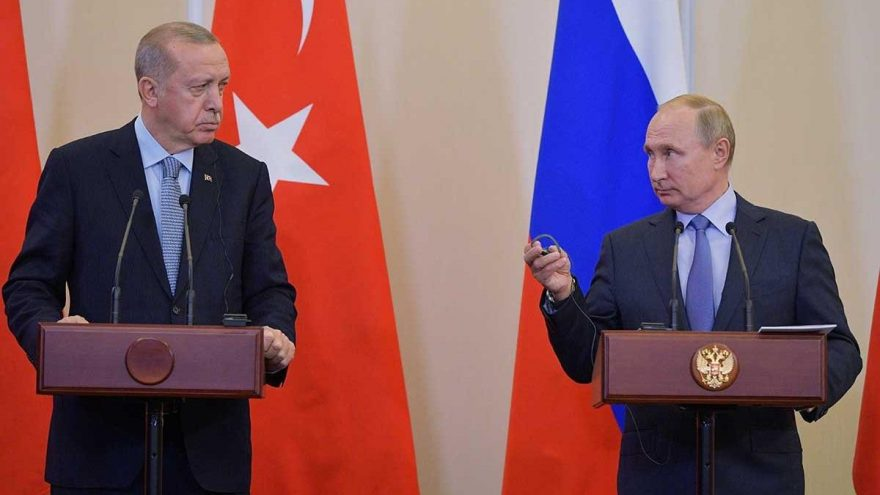 Erdoğan, Putin ile anlaştı: Ateşkes yürürlülüğe giriyor