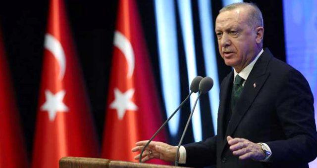 Erdoğan'dan ateşkes açıklaması: Ne kadar bağlı kalacakları belirsiz