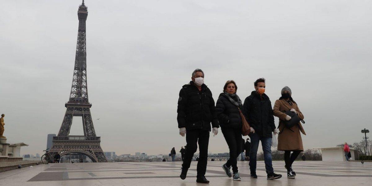 Fransa'da vaka 15 bine yakın, ölü sayısı 562'ye ulaştı