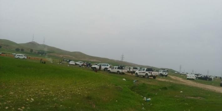 Kürdistan yönetimi tedbirlerini genişletiyor: Piknik alanları kapatıldı