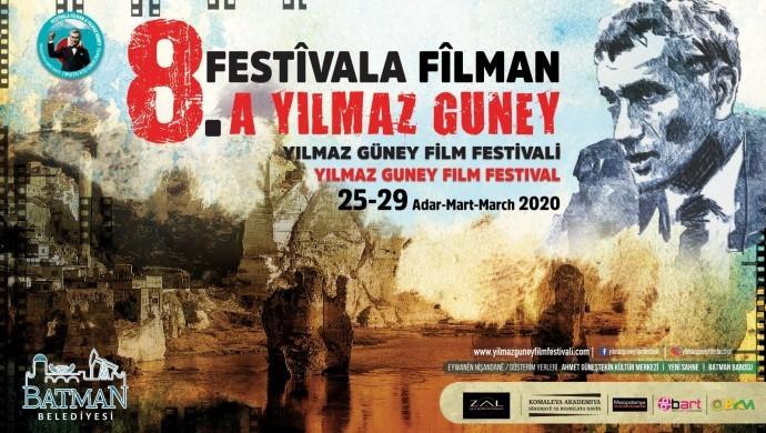 8'inci Yılmaz Güney Film Festivali'nde gösterilecek filmler belirlendi