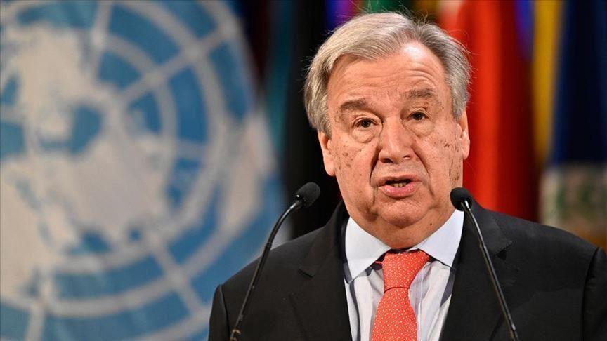 BM'den küresel ateşkes çağrısı: Savaşa son verin...