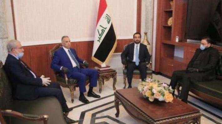 Irak Parlamentosu Başkan Yardımcısı'ndan Kazımi'ye: Bütçe gönderilmeli!