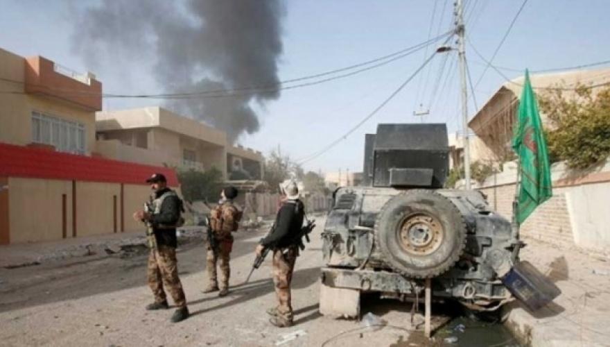 IŞİD Tuzhurmatu'da Heşdi Şabi'yi hedef aldı: Ölü ve yaralılar var