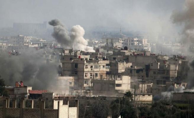 Rojava   Haseke kırsalında patlama