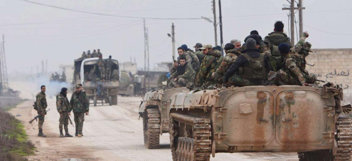 SOHR: 48 saat içinde 19 köy ve kasabayı ele geçirdiler