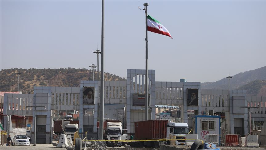 Irak: İran ile 5 sınır kapısı bugün kapatıldı