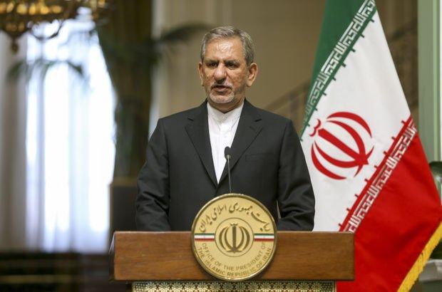 İran hükümet yetkililerine çıkış yasağı konuldu