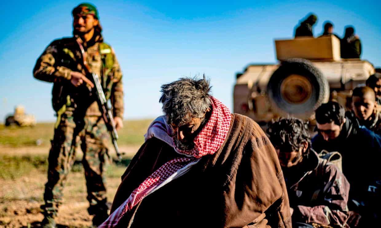 IŞİD'liler, cezaevinde isyan çıkardı, DSG harekete geçti