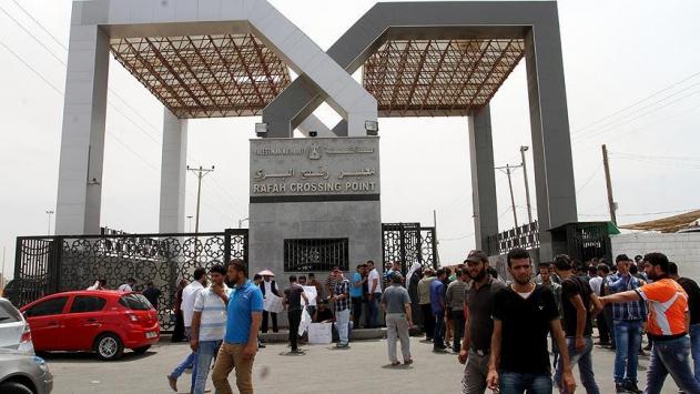 İsrail'den Mısır kararı: Sınır kapısı kapatıldı