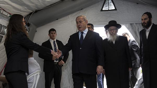Netanyahu'dan Covid-19 uyarısı: İsrail'de onbinler ölebilir...
