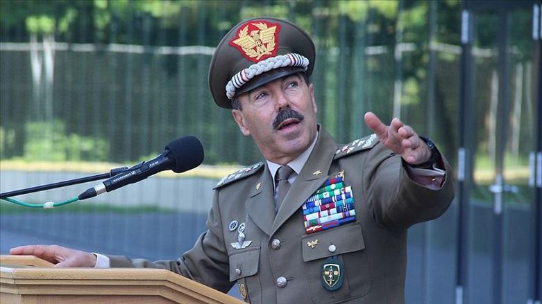 Covid-19 | İtalya'da Kara Kuvvetleri Komutanı da salgına yakalandı