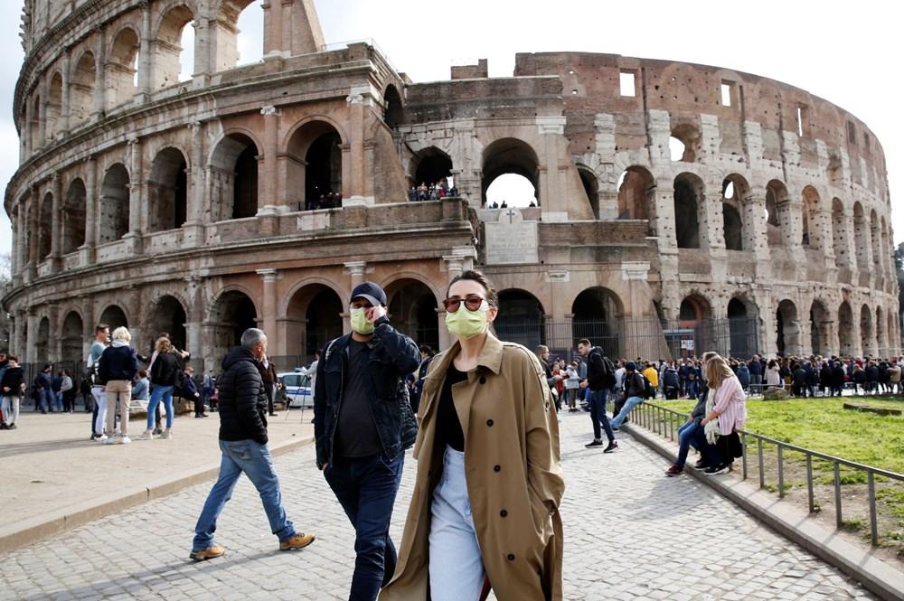 İtalya'da ölü sayısı 662 artarak, 8 bin 165'e yükseldi