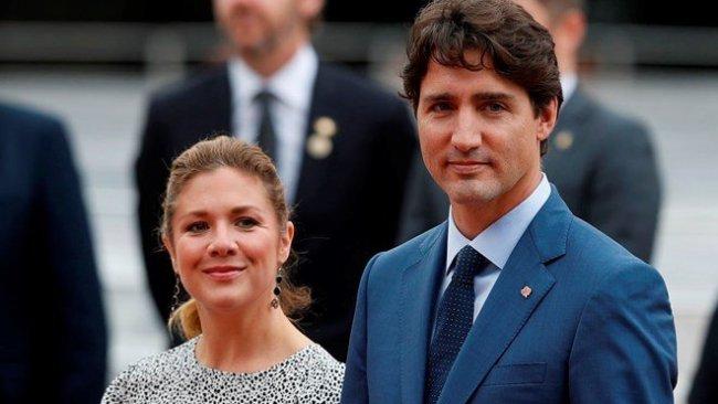 Kanada Başbakanı'nın eşi koronavirüse yakalandı