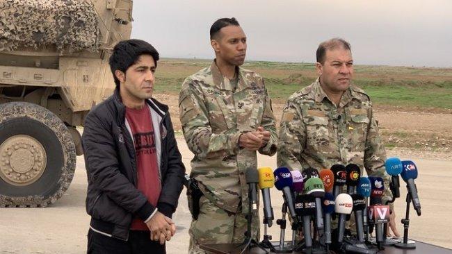 DSG ve Koalisyon'dan ortak IŞİD açıklaması