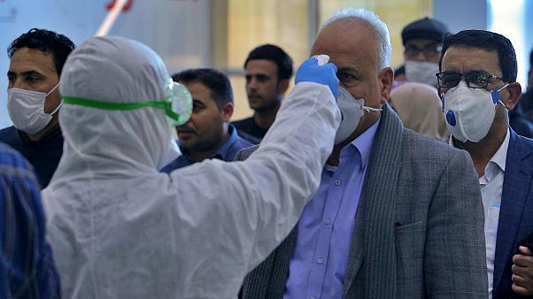 Irak'ta birçok kentte sokağa çıkma yasağı ilan edildi