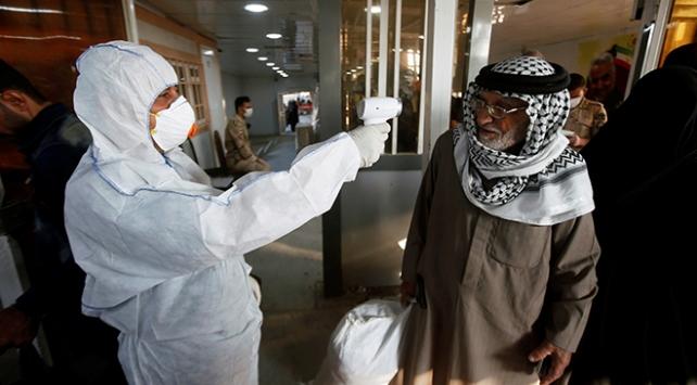 Erbil'de koronavirüs vakası tespit edildi