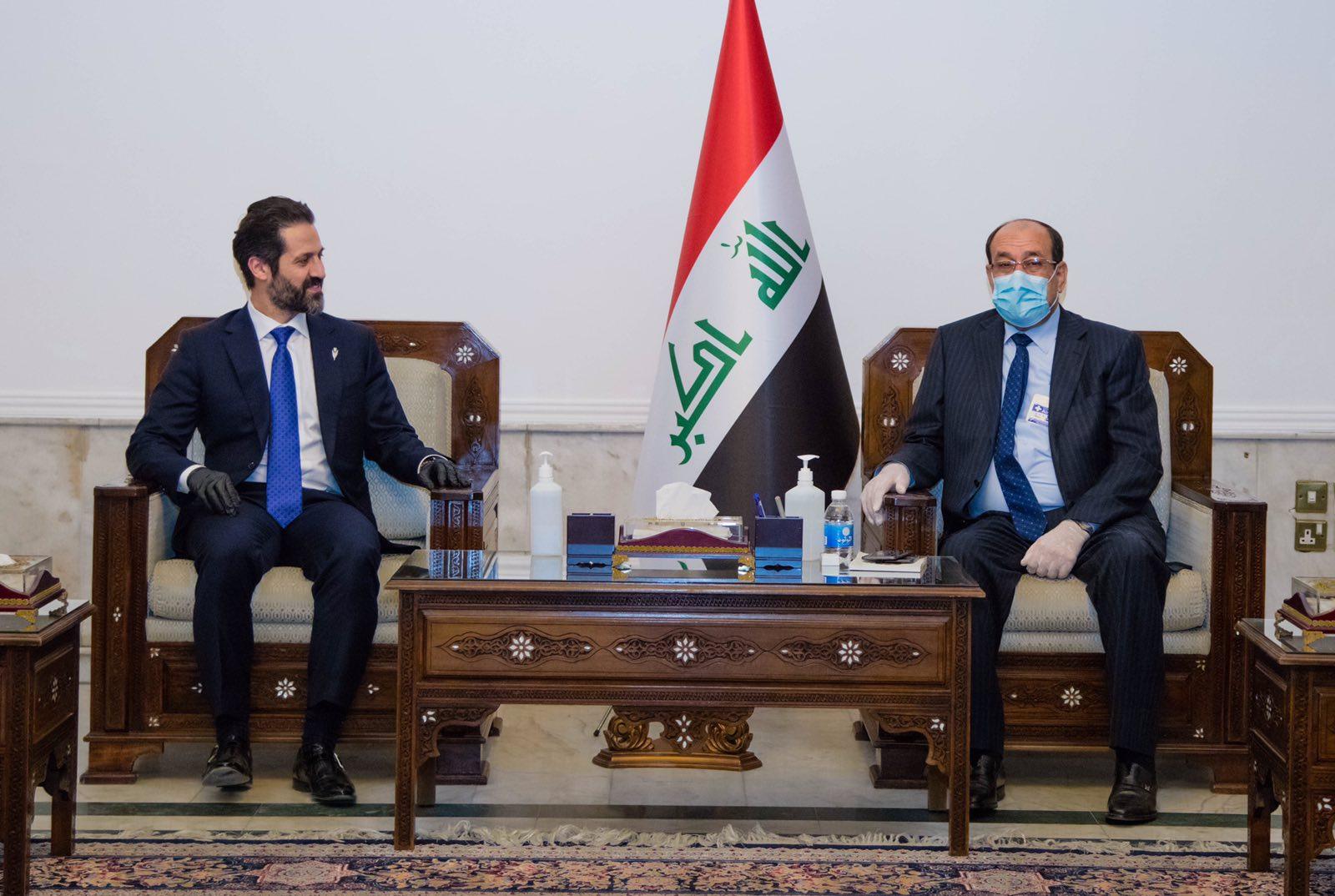 Talabani, Maliki ve Abadi  ile bir araya geldi