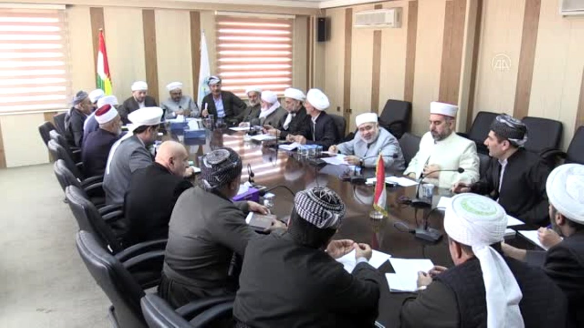 Kürdistan İslam Dini Alimler Birliği'nden Coronavirüs açıklaması