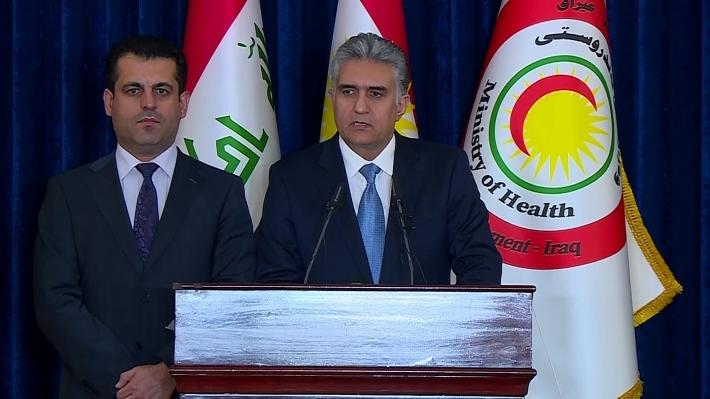 Kürdistan İçişleri Bakanlığı'ndan salgın için yeni karar