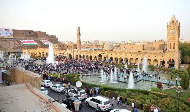 Kürdistan Hükümeti: Şehirler arası gidiş gelişler yasaklandı