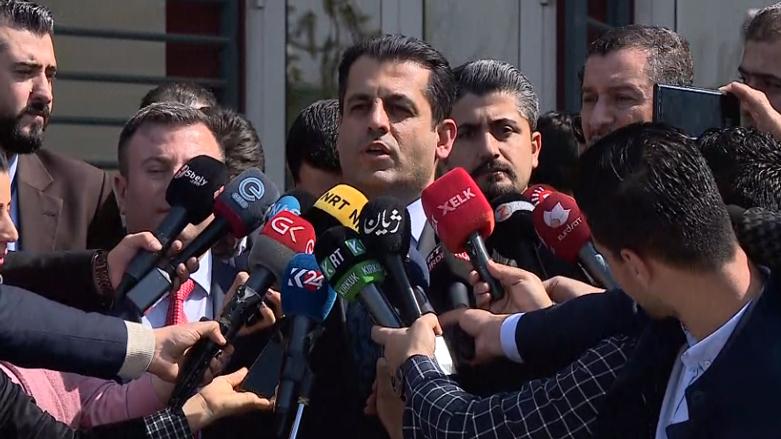 Kürdistan Sağlık Bakanlığı: Acil müdahale için hazırız...
