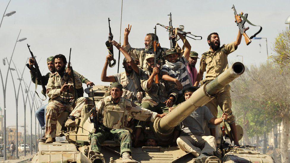 Libya   Erdoğan: 100'e yakın askeri etkisiz hale getirdik