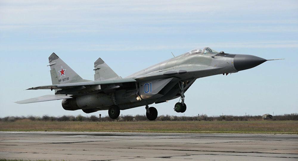 Rusya, Suriye'ye savaş uçağı yolladı