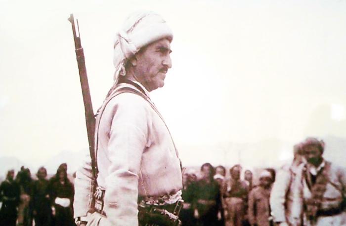 Ölümsüz lider Mele Mistefa Barzani'nin 117'inci doğum günü