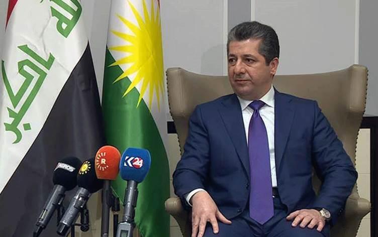 Başbakan'dan Bağdat yönetimine Kürdistan çağrısı