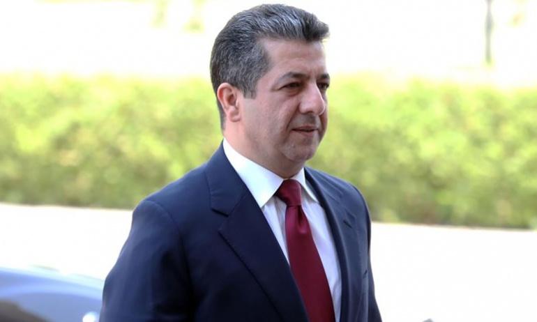 Başbakan'dan Erbil Emniyet güçlerine araç desteği...