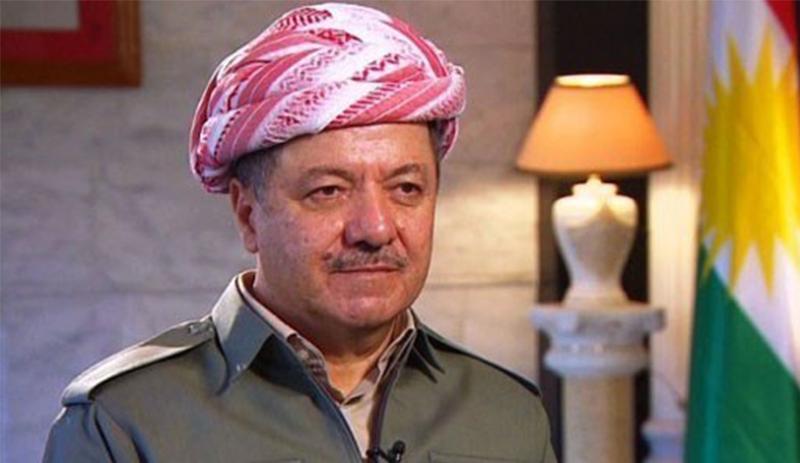 Rojavalı çocuktan Başkan Barzani'ye teşekkür