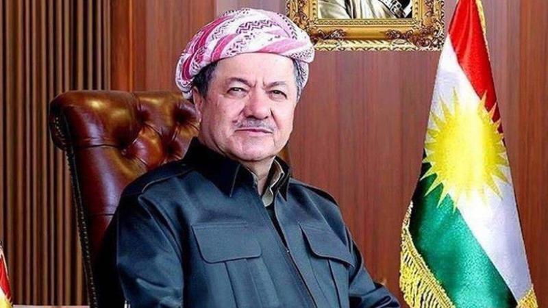 Başkan Barzani'den bakan Ewni'ye başsağlığı mesajı