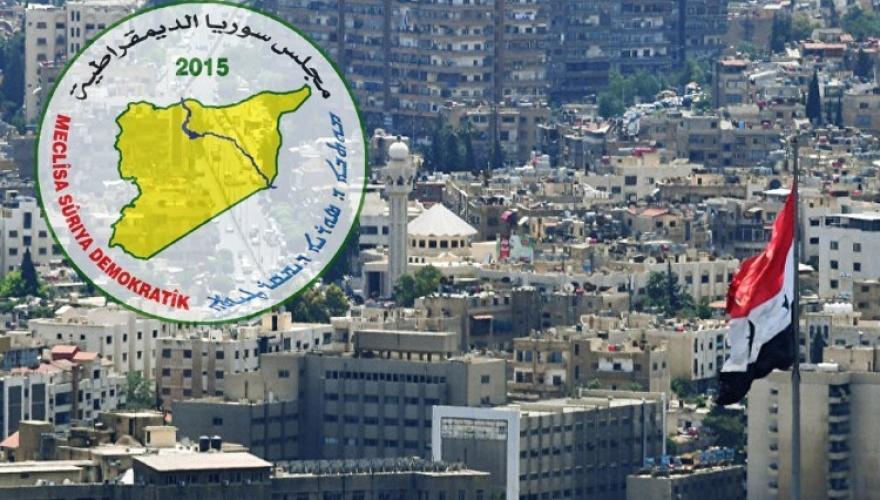 MSD'den Arap aşiretlere 'Türkiye' çağrısı