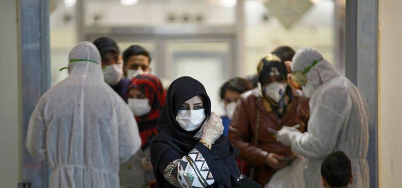 Coronavirüs   Musul'da sokağa çıkma yasağı ilan edildi