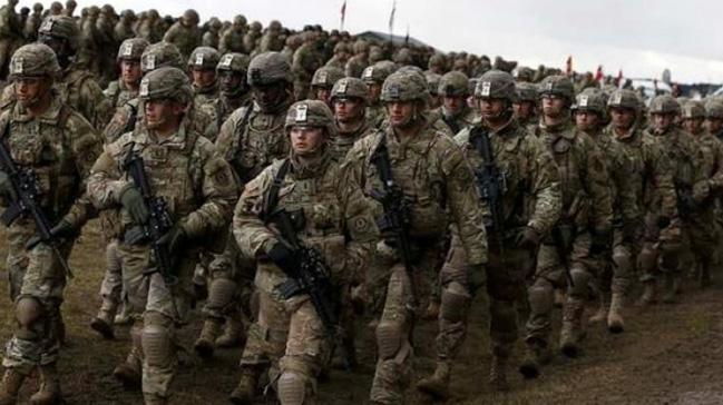 NATO'dan Coronavirüs açıklaması: Askerlerimiz salgına yakalandı