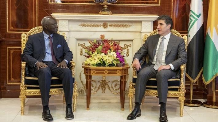 Neçirvan Barzani: Yeni anayasada göçmenlere haklar tanınacak