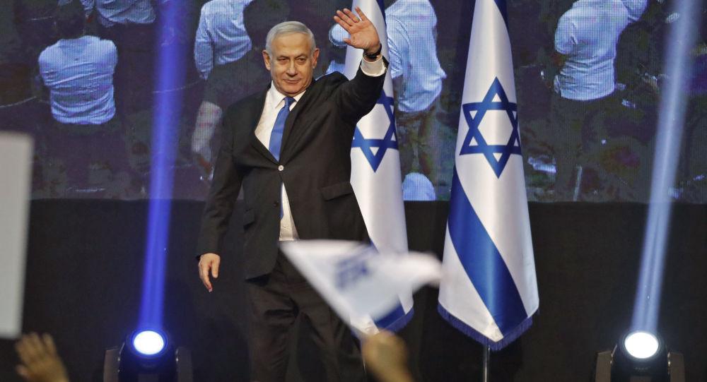 İsrail   Seçim sonuçlarında Netanyahu 1. parti çıktı
