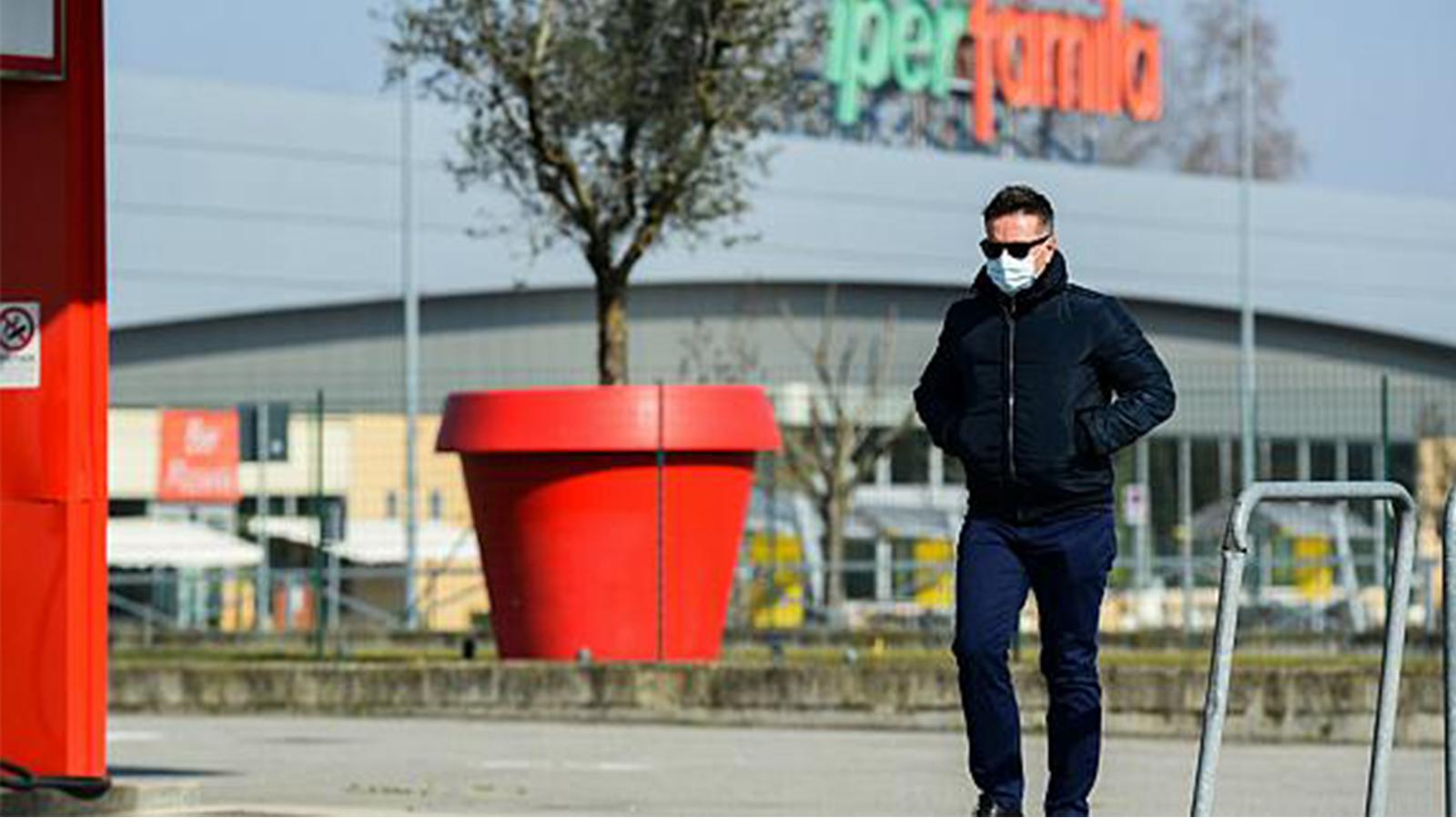İtalya vaka sayısı artı: Giriş-çıkışlara sınırlandırma