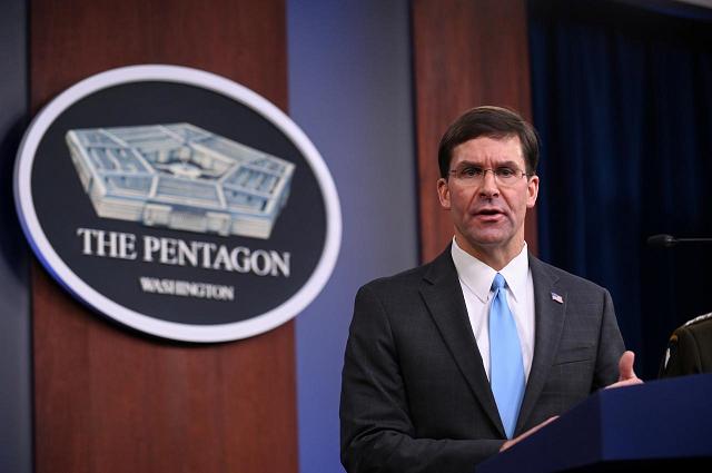 Pentagon: Esper ve yardımcısı karantinaya alındı